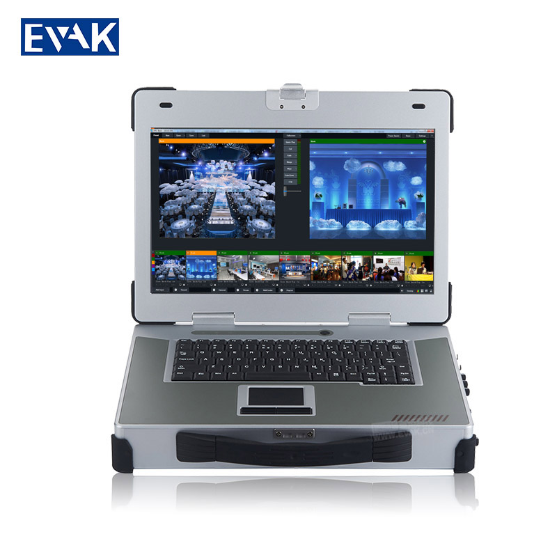 Mobile studio EPU-5217-U5